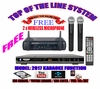"SINGTRONIC KTV-9000UHD PROFESSIONAL 2TB HARD DRIVE KARAOKE WITH UHF-350 WIRELESS MICROPHONE <font color=""#FF0000""><b><i>NEWEST MODEL: 2017 FREE: 40,000 SONGS</i></b></font>"