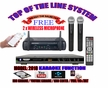 "SINGTRONIC KTV-9000UHD PROFESSIONAL 2TB HARD DRIVE KARAOKE WITH UHF-350 WIRELESS MICROPHONE <font color=""#FF0000""><b><i>NEWEST MODEL: 2018 FREE: 40,000 SONGS</i></b></font>"