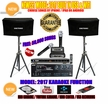 """SINGTRONIC COMPLETE 1300 WATTS PROFESSIONAL KARAOKE SYSTEM SPECIALS <b><i><font color=""""#FF0000"""">FREE 50,000 SONGS</font></i></b> SPECIAL WIFI FUNCTION & HDMI OUTPUT & BLUETOOTH FUNCTION"""