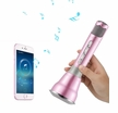 SINGTRONIC K068 WIRELESS MICROPHONE KARAOKE, 3 IN 1 BLUETOOTH KARAOKE MACHINE KTV FOR IPHONE, IPAD, ANDROID SMARTPHONE AND PC TABLET