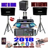"SINGTRONIC PROFESSIONAL COMPLETE 2600 WATTS KARAOKE SYSTEM <font color=""#FF0000""><b><i>MODEL: 2018 LOADED OVER 55,000 SONGS</i></b></font> WIFI & RECORDING FUNCTION FREE: POWER SUBWOOFER"