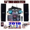 """SINGTRONIC PROFESSIONAL COMPLETE 3000 WATTS KARAOKE SYSTEM <font color=""""#FF0000""""><b><i>TOP OF THE LINE MODEL: 2018 SUPER TWEETERS & MONSTER BASS W/ 15.6"""" Touch Screen & Recording Function</i></b></font> FREE: 55,000 SONGS & HDMI OUTPUT, YOUTUBE KARAOKE"""