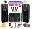 "SINGTRONIC PROFESSIONAL COMPLETE 3000 WATTS KARAOKE SYSTEM <font color=""#FF0000""><b><i>NEWEST MODEL: 2017 SUPER TWEETERS & MONSTER BASS Built in Wifi & Android System</i></b></font> FREE: 50,000 SONGS & HDMI OUTPUT & YOUTUBE KARAOKE"