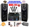 "SINGTRONIC PROFESSIONAL COMPLETE 3000 WATTS KARAOKE SYSTEM <font color=""#FF0000""><b><i>NEWEST MODEL: 2017 SUPER TWEETERS & MONSTER BASS Built in Wifi & Android System</i></b></font> FREE: 55,000 SONGS & HDMI OUTPUT & YOUTUBE KARAOKE"