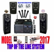 "SINGTRONIC PROFESSIONAL COMPLETE 3000 WATTS KARAOKE SYSTEM <font color=""#FF0000""><b><i>TOP OF THE LINE MODEL: 2017 SUPER TWEETERS & MONSTER BASS W/ Wifi Android & Recording Function</i></b></font> FREE: 50,000 SONGS & HDMI OUTPUT & YOUTUBE KARAOKE"
