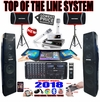 "SINGTRONIC PROFESSIONAL COMPLETE 4000 WATTS KARAOKE SYSTEM <font color=""#FF0000""><b><i>TOP OF THE LINE MODEL: 2018 SUPER TWEETERS & MONSTER BASS W/ Wifi Android & Recording Function</i></b></font> FREE: 55,000 SONGS & TOUCH SCREEN & YOUTUBE KARAOKE"