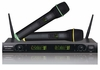 "SINGTRONIC UHF-550MKII PROFESSIONAL DUAL UHF SIGNAL WIRELESS MICROPHONE <font color=""#FF0000""><b><i>CLEARANCE SALE</i></b></font>"