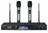 "SINGTRONIC UHF-550KII PROFESSIONAL DUAL WIRELESS MICROPHONE SYSTEM <font color=""#FF0000""><i><b>BEST SELLER</b></i></font>"