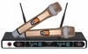"SINGTRONIC UHF-550M PROFESSIONAL DUAL UHF 800MHz WIRELESS MICROPHONE SYSTEM <i><b><font color=""#FF0000"">NEWEST MODEL: 2018</font></b></i>"