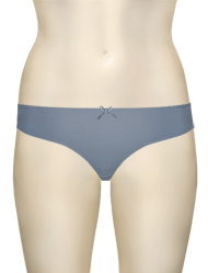 Affinitas Intimates Allison Thong 244 - Blue Slate