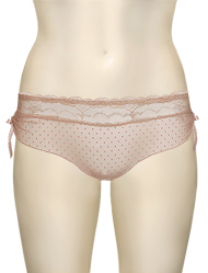 Affinitas Intimates Charlize Thong 724 - Cream Tan