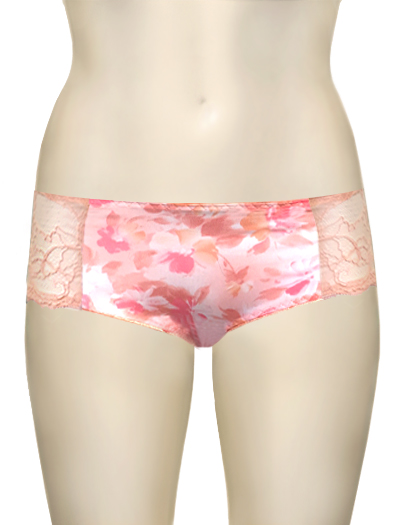 Affinitas Intimates Nicole Hipster 135 - Floral Print
