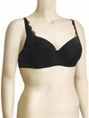 Parfait Carole Padded Bra 3101 - Black