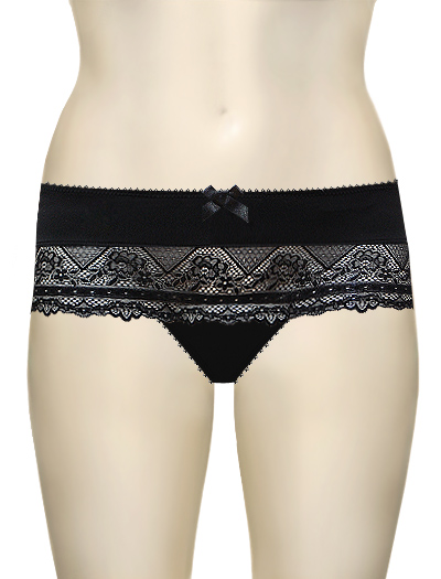 Parfait Casey Boyshort 2805 - Black