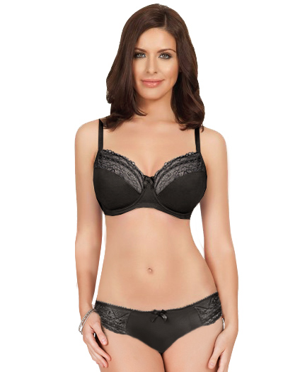 Parfait Casey Wire Bra 2802 - Black