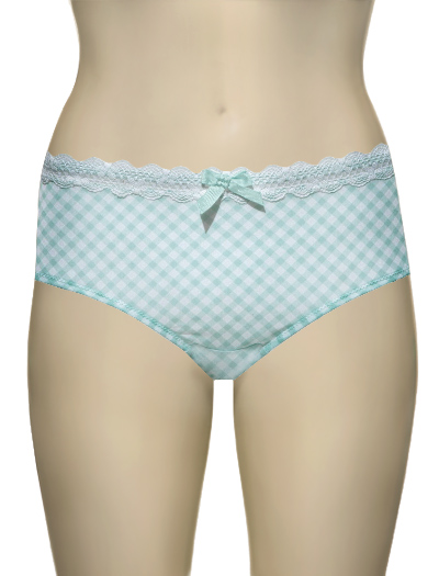 Affinitas Intimates Taylor Hipster 445 - Baby Blue