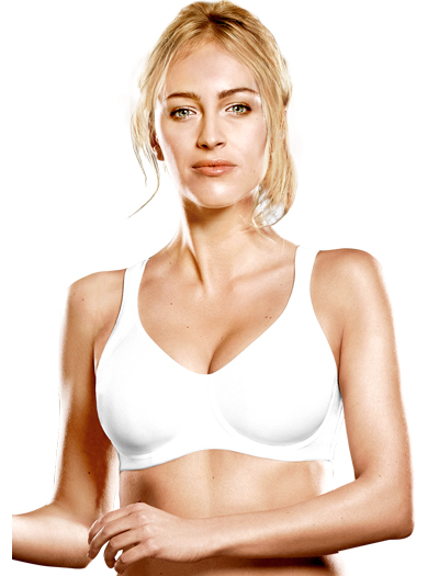 Anita Active Momentum Underwire Sports Bra 5519 - White