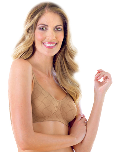 Anita Care Carroll Post Mastectomy Bra 5704X - Skin