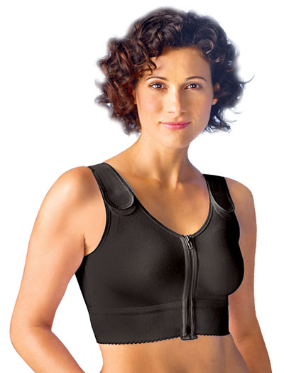 Anita Care Compression Post Surgery Bra 1094 - Black