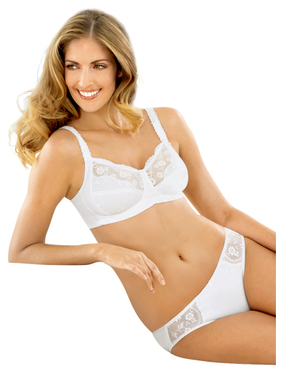 Anita Care Ella Post Mastectomy Bra 5723X - White