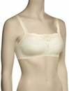 Anita Care Monique Lace Neckline Mastectomy Bra 5721X - Champagne