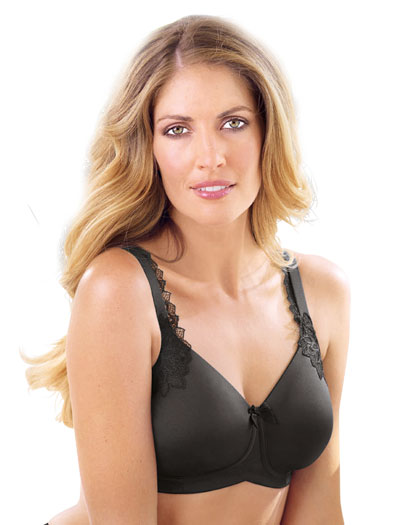 Anita Care Stella Post Mastectomy Bra 5715X - Black