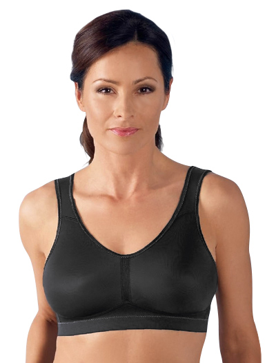 Anita Care Viviana Active Mastectomy Sports Bra 5300X - Black