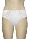 Anita Rosa Faia Ella High-Waist Brief 1424 - White