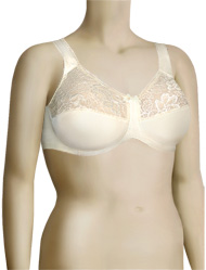Aviana Lace Underwire Bra 2452 - Candlelight