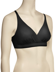 Bella Materna Anytime Nursing Bralet 1188 - Black