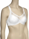 Bendon Sport Max Out Sports Bra 73-408 - White / Silver