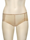 Cache Coeur 3D Light Invisible Low Waist Shorts SH1107 - Nude