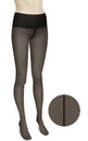 Commando Dig-Free Luxury Legwear Premier Sheer With Back Seam H10T2 - Black