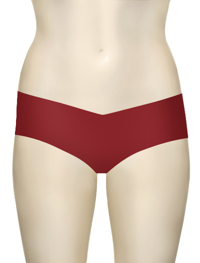 Commando Low-Rise Girl Short GS - Ruby