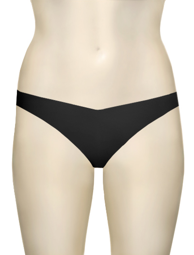 Commando Low-Rise Tiny Thong TT - Black