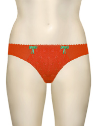 Curvy Kate Dreamcatcher Thong CK2302 - Saffron/Pixie