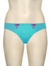 Curvy Kate Dreamcatcher Thong CK2302 - Frost / Berry