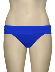 Curvy Kate Ocean Drive Fold Over Brief CS2425 - Electric