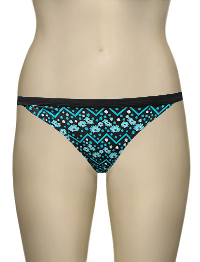 Curvy Kate Reflex Mini Brief CS3805 - Floral Print