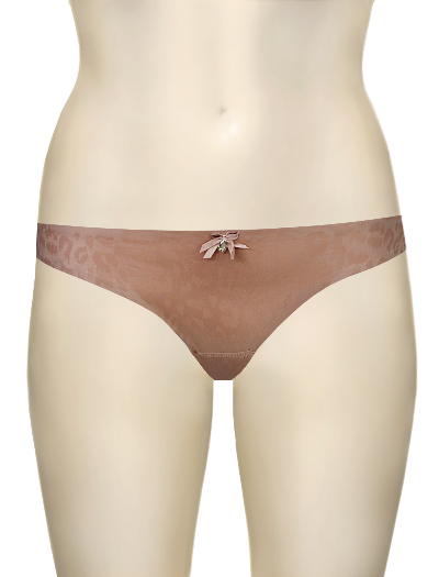 Curvy Kate Smoothie Thong CK2402 - Wild Blush