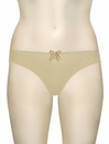 Curvy Kate Starlet Thong CK2502 - Gold