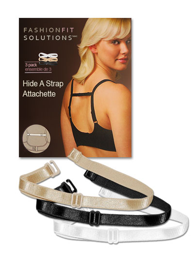 Fashion Essentials Hide A Strap Attachette BF6005 - Multi