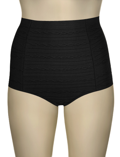 Freya Showboat High Waisted Brief AS3566 - Black