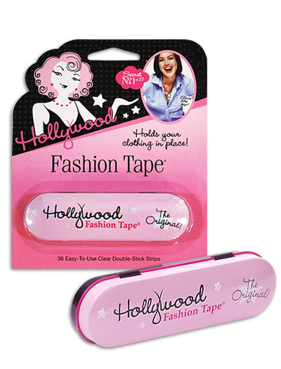 Hollywood Fashion Tape 101 - Clear
