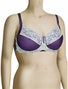 Hotmilk A Little Drama Nursing Bra AD - Purple
