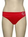 Lise Charmel Antigel La Deesse Rivage Full Bikini Bottom FBA0325 - Red Cruise