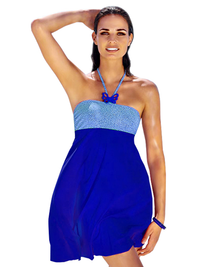 Lise Charmel Antigel La Graine de Beaute Beach Dress ESA1096 - Graine Bleu