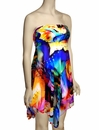 Lise Charmel Antigel La Mille Petales Sheer Beach Dress ESA1056 - Colorissima