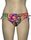 Lise Charmel Antigel La Nomad Queen Full Brief FBA0355 - Tribal Print