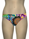 Lise Charmel Antigel La Nomad Queen High Leg Brief EBA0755 - Tribal Print